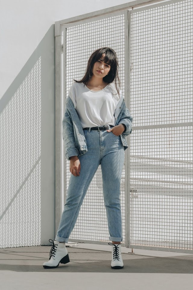 Jeans - Expressing Women Personality with Style