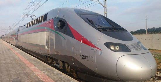 القطار السريع في مصر