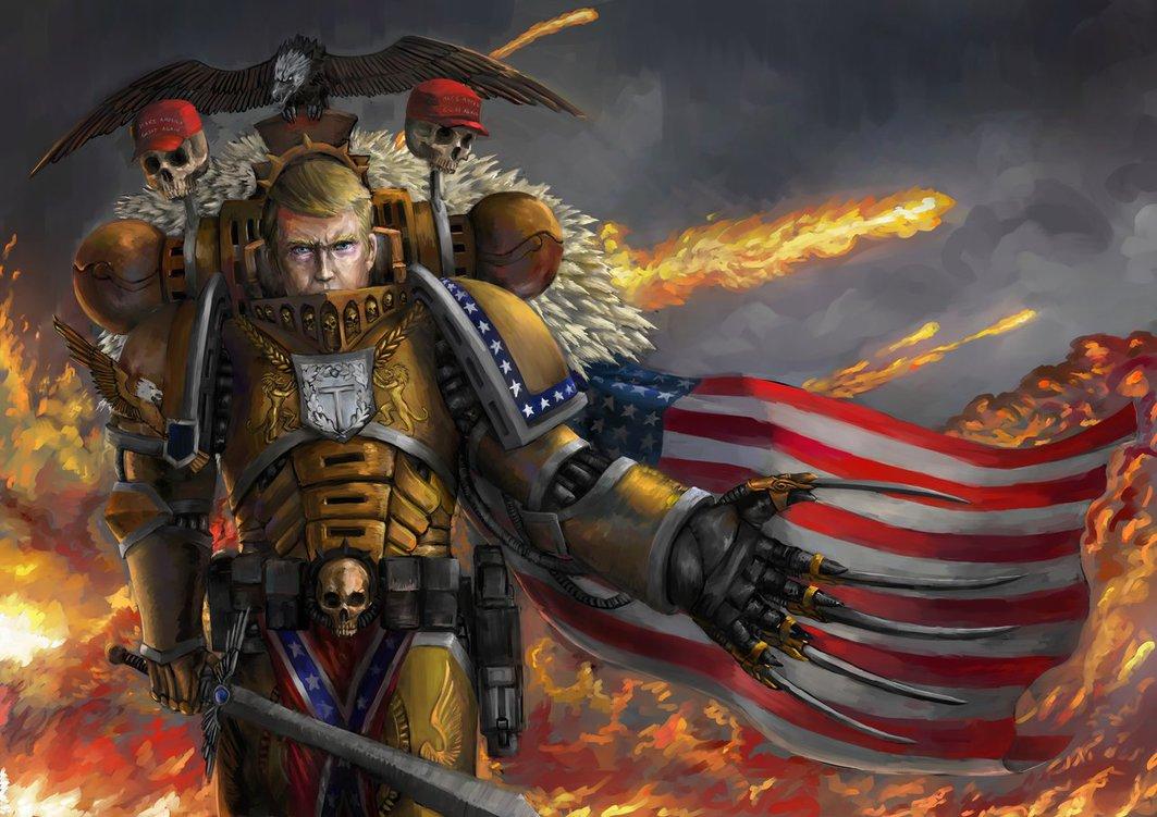 Viễn cảnh Donald Trump thống trị thế giới sẽ không còn xa?