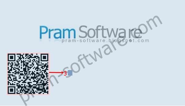 Cara Membaca QR code melalui Screen