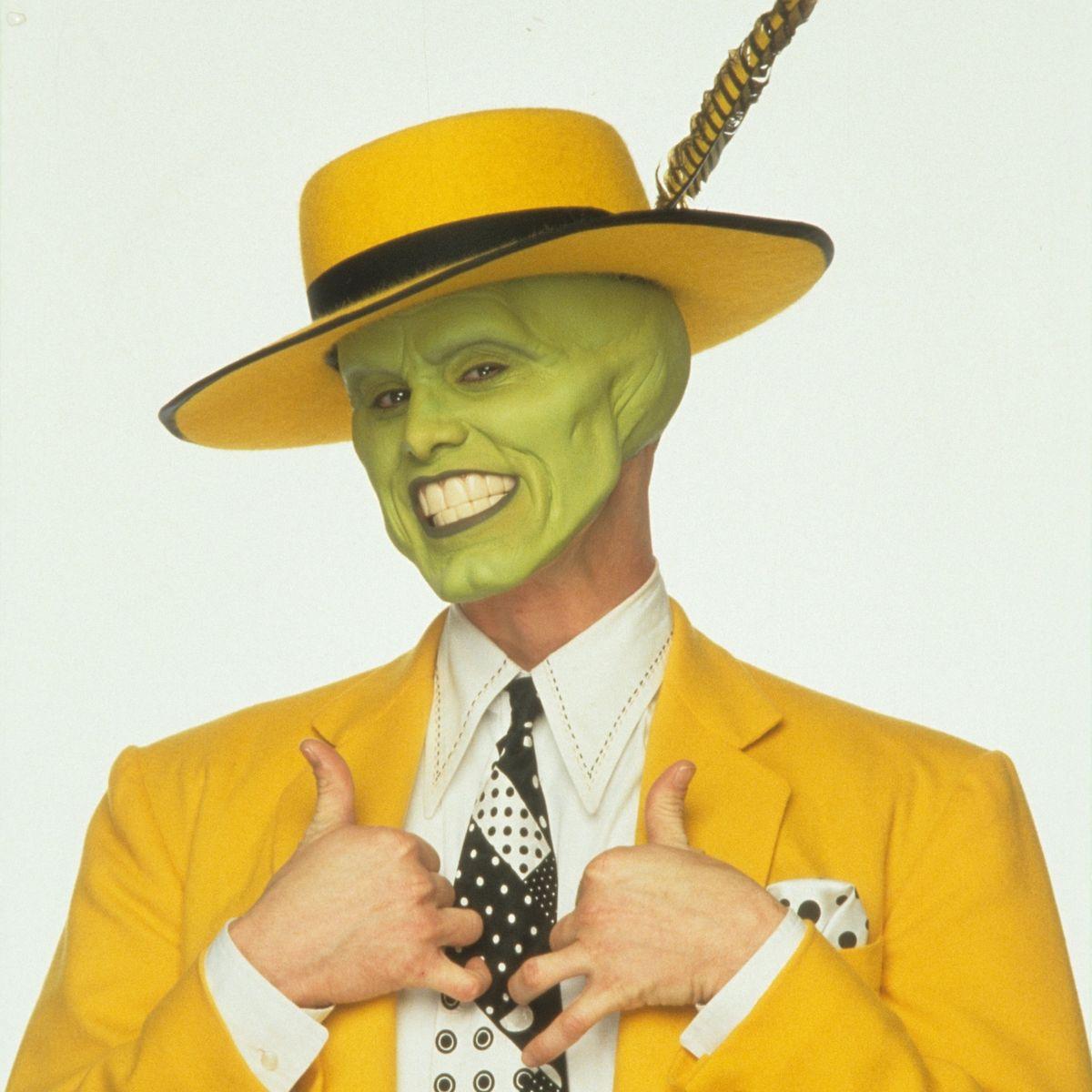 maska the mask bankowość bank korporacja eco maska