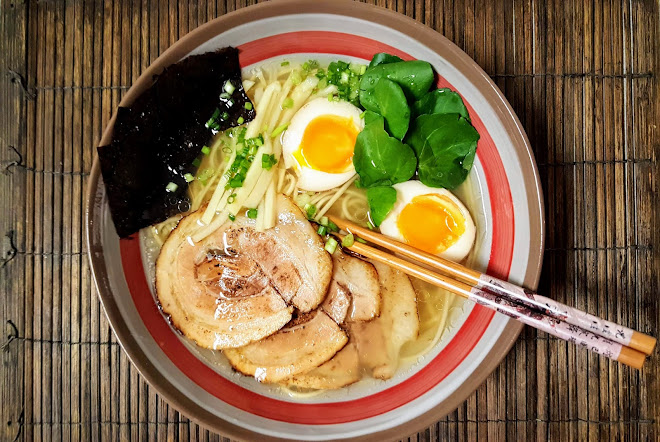 Shio Ramen traditionnel
