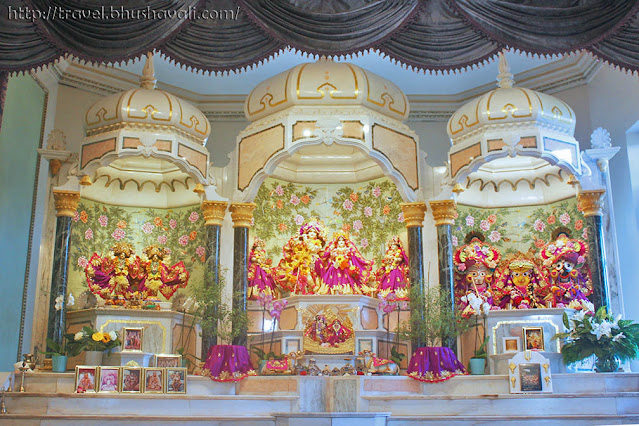 Iskcon Temple in Belgium Radhadesh Durbuy