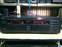 Yamaha Eq 630 Digital Graphic Equalizer Audiobaza - Year of