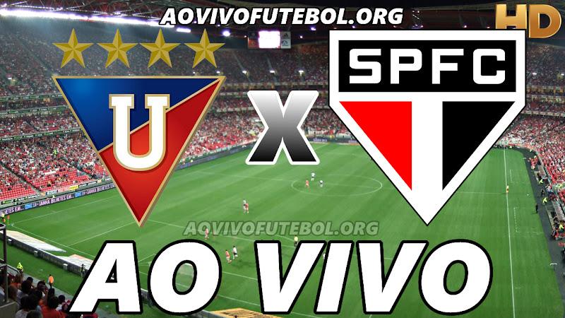 Assistir LDU vs São Paulo Ao Vivo HD