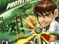Download Game Ben 10 - Protector of Earth PSP