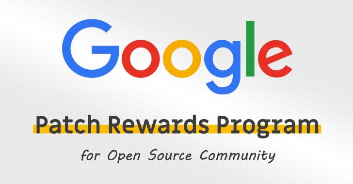 open source google patch reward program