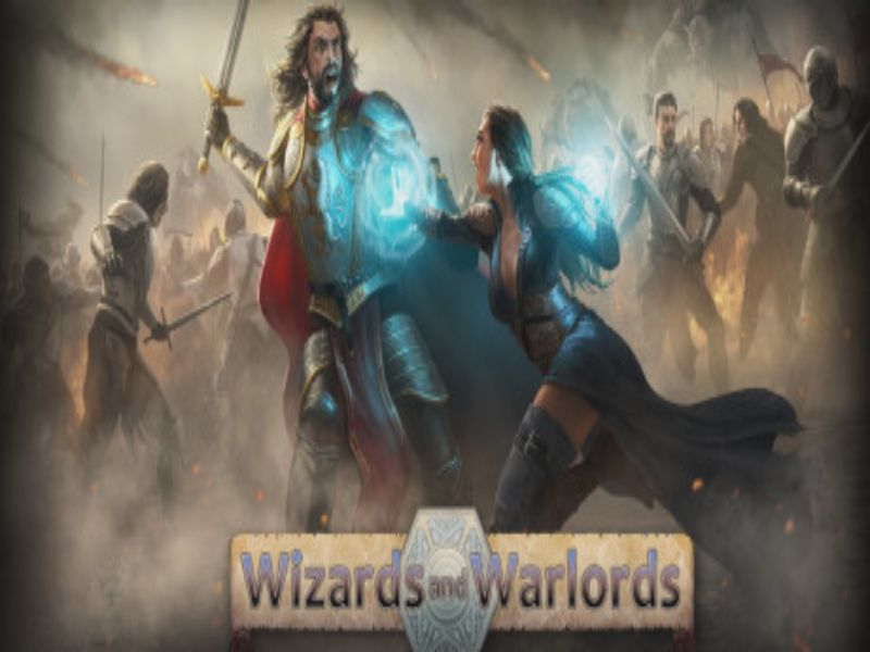 Download Wizards and Warlords Game PC Free