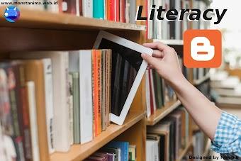 Mendefinisikan Blog Sebagai Sebuah Literasi Baru yaitu Literasi Blog