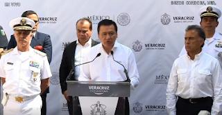 Ante ineficacia del Gobernador de Veracruz llega la gendarmeria de Peña Nieto