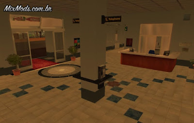 hospital com interior gta sa