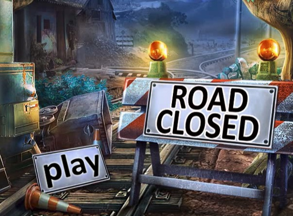 Hidden4Fun Road Closed
