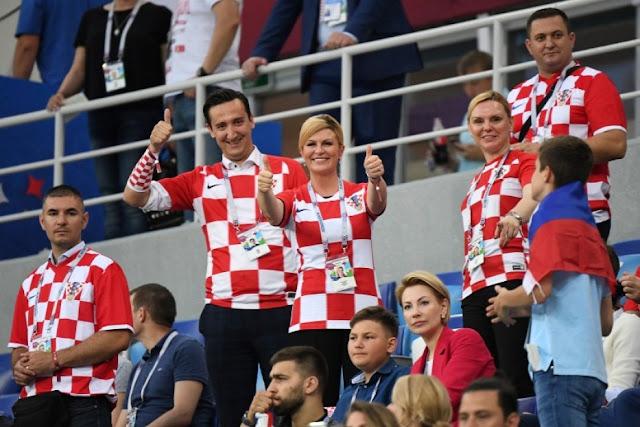 Croatia a ajuns in semifinale la CM