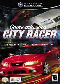 City Racer Game cover