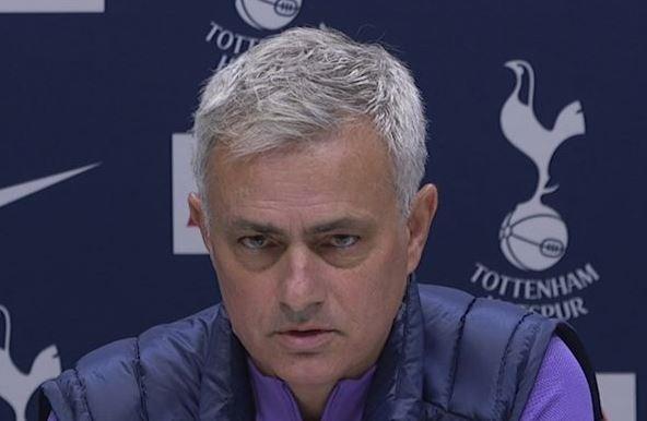 EPL: Jose Mourinho addresses Zlatan Ibrahimovic transfer links to Tottenham