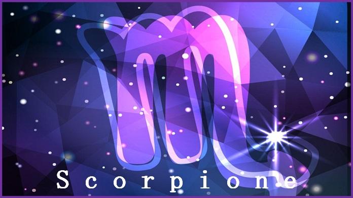 Oroscopo luglio 2021 Scorpione