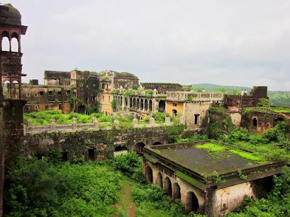 Narsinghgarh Fort Damoh