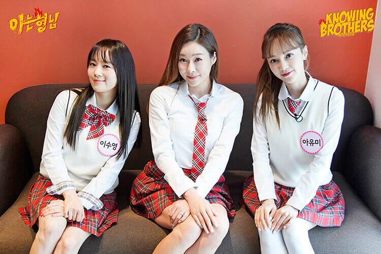 Nonton streaming online & download Knowing Bros eps 280 bintang tamu Hyun Young, Lee Soo-young & Ayumi subtitle bahasa Indonesia