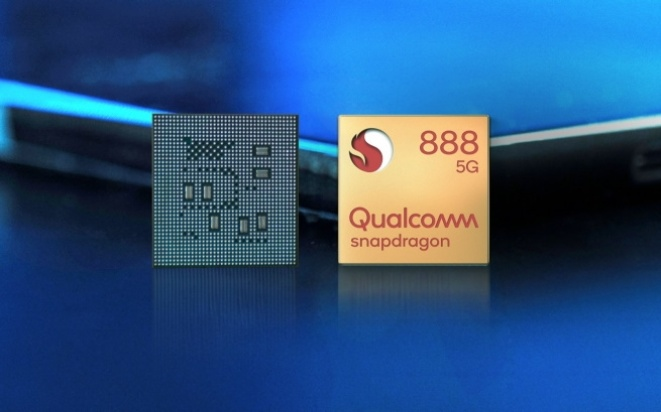 phones with the Snapdragon 888