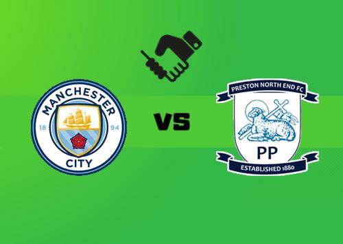 Manchester City vs Preston North End  Resumen y Partido Completo