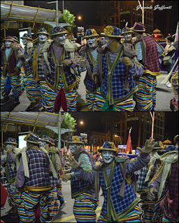 Desfile Inaugural del Carnaval. Uruguay. 2017 La Margarita