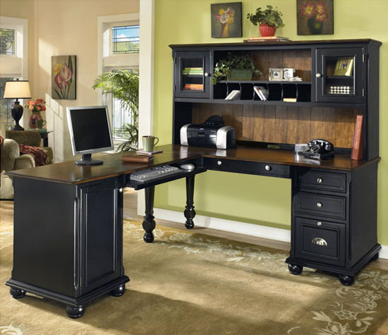 Modular Home Office Furniture Designs Ideas Plans: Home Office Decoration