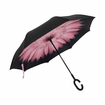 Musim Hujan Tiba, Simak Tips ini Untuk Mendapatkan Payung Terbalik yang Tepat