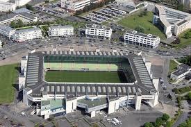 Parc Michel d'Ornano à Caen - Calvados 14