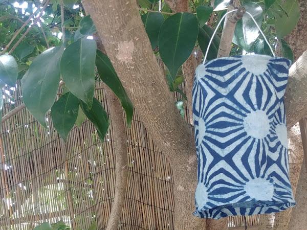 #Tuto : Des lanternes en tissu sans coutures