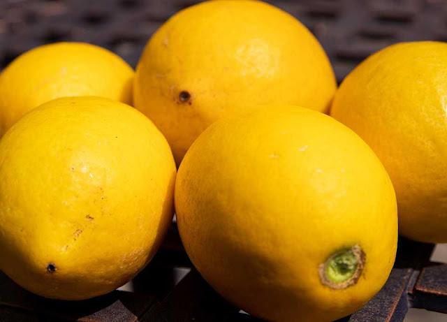 وصفة عصير الليمون للشعر