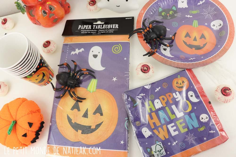 Comment faire des décoration d'Halloween facile ?