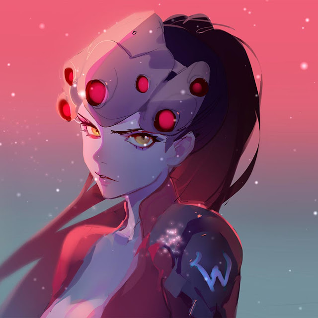 Overwatch - Widowmaker №2 Wallpaper Engine