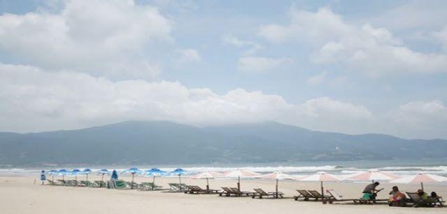 Biển Mỹ Khê - địa điểm du lịch ở Đà Nẵng 2