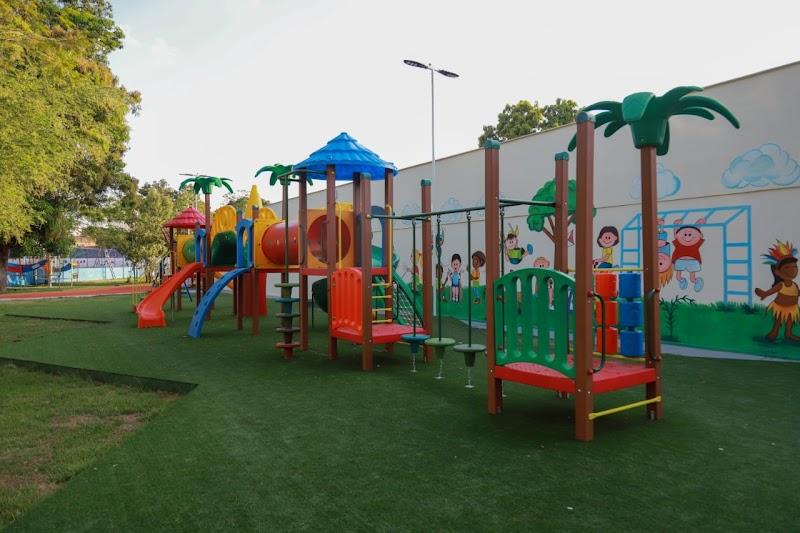 Parque João do Vale em Pedreiras continua como um ótima opção para curtir com a família e amigos.