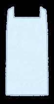 個人防護具のイラスト(男性・エプロン)