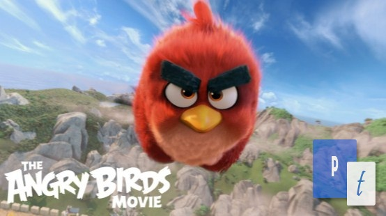 Sinopsis Singkat The Angry Birds Movie