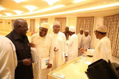 APC Crisis: NewPDP Meets Buhari, PDP Makes Move