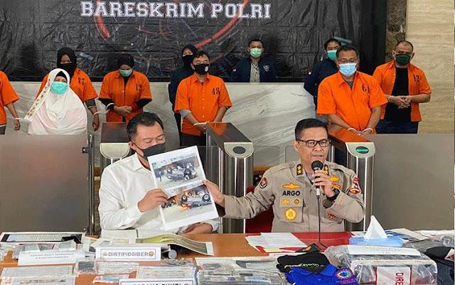Ini Postingan 5 Aktivis KAMI Jakarta yang Diduga Hoaks dan Hasutan