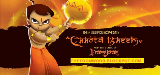 watch and download Chhota Bheem And the Curse of Damyaan HINDI Full Movie
