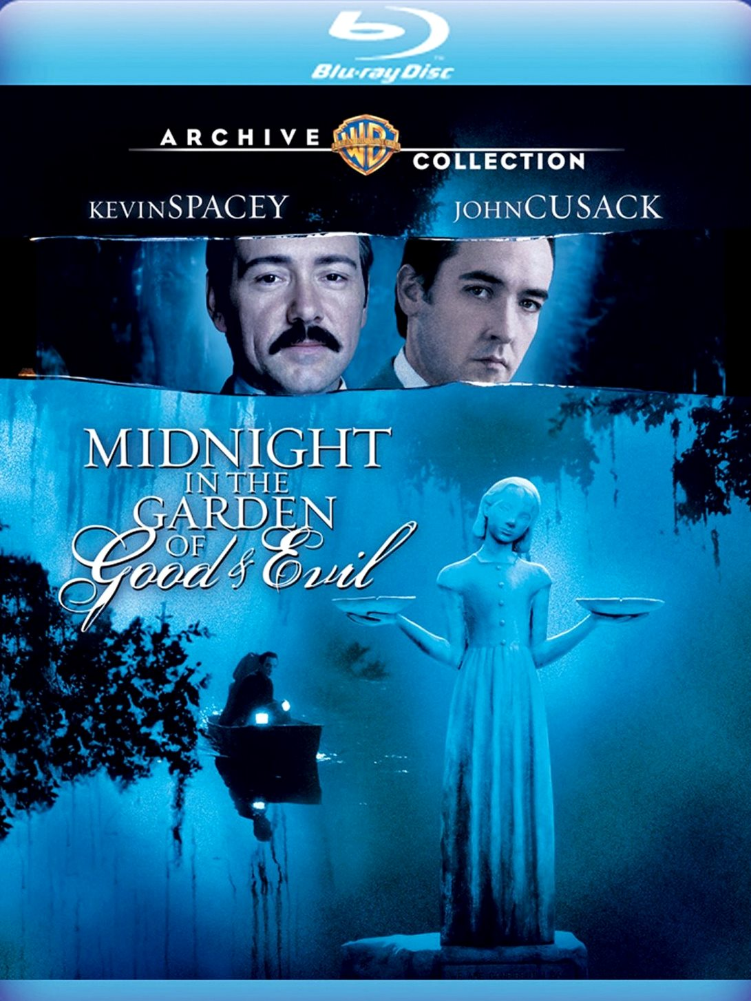 Nixpix dvd blu ray reviews midnight in the garden of good and evil blu ray wb 1997 In the garden of good and evil movie