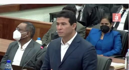 18 meses de prisión preventiva en la Cárcel de Najayo  a  Cáceres y a la pastora Rossy Guzmán .