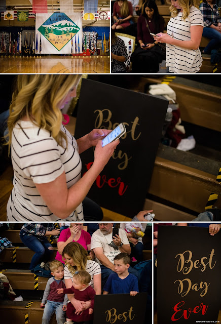 Hughes Military Homecoming | Fort Carson CO | Colorado Army Homecoming Photographer