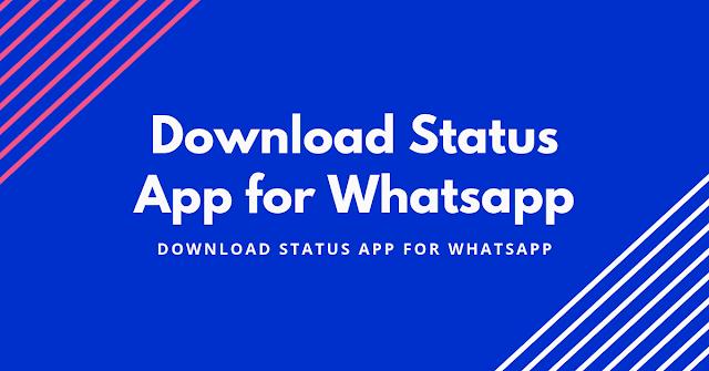 Download Status App for Whatsapp