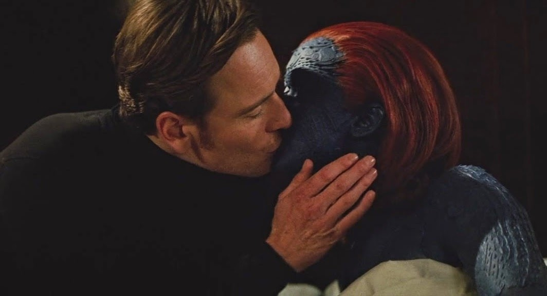 X Men First Class Magneto And Mystique MAGNETO and MYS...