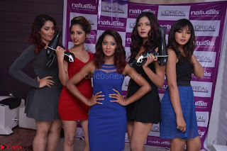 Natural Beauty Salon Launch Stills At tur 06.jpg