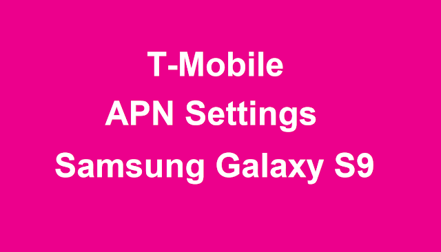 Network, APN, and VoLTE: Samsung Galaxy S7 | T-Mobile Support