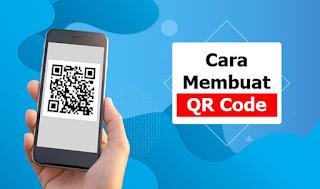 Cara Mengubah URL Blog Menjadi QR Code / Barcode