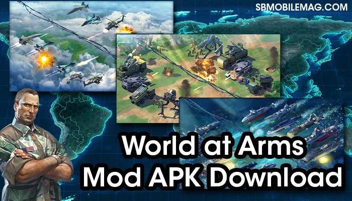 World at Arms Mod APK, World at Arms Hack Mod APK, World at Arms Hack APK, World at Arms Mod APK Download