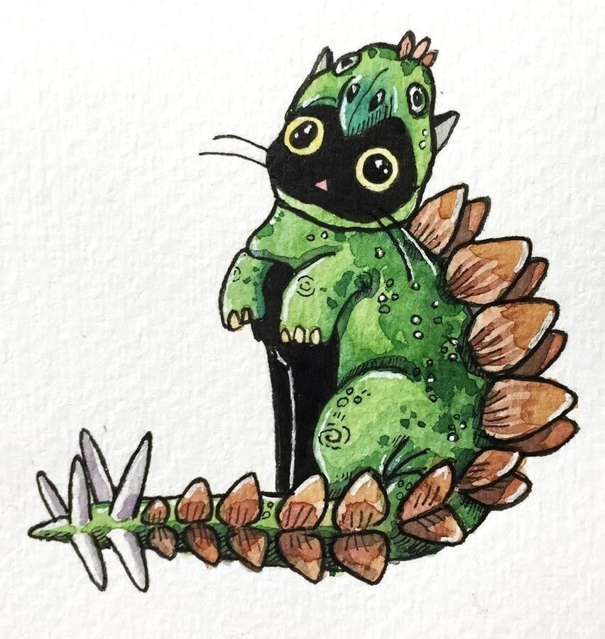 04-Stegosaurus-suit-Sara-Szewczyk-www-designstack-co