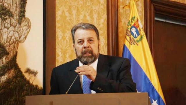 """TIMOTEO ZAMBRANO: GUYANA ES PARTE DE UN """"COMPLOT INTERNACIONAL"""" ORQUESTADO POR EXXON MOBIL CONTRA VENEZUELA"""